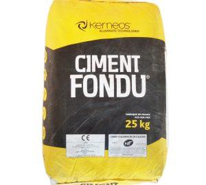 CIMENT NOIR FONDU 25 KG