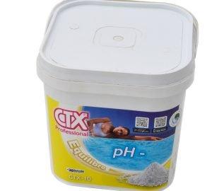 PISCINE CTX10 PH MOINS POUDRE EN 5 KG_x000D_