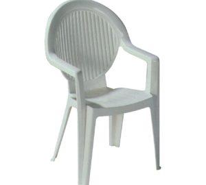 fauteuil blanc fidji évolution kingmateriaux