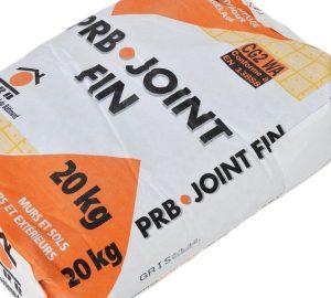 JOINT FIN GRIS EN 20 KG