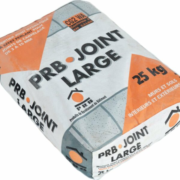 JOINT LARGE PRO GRIS 25KG