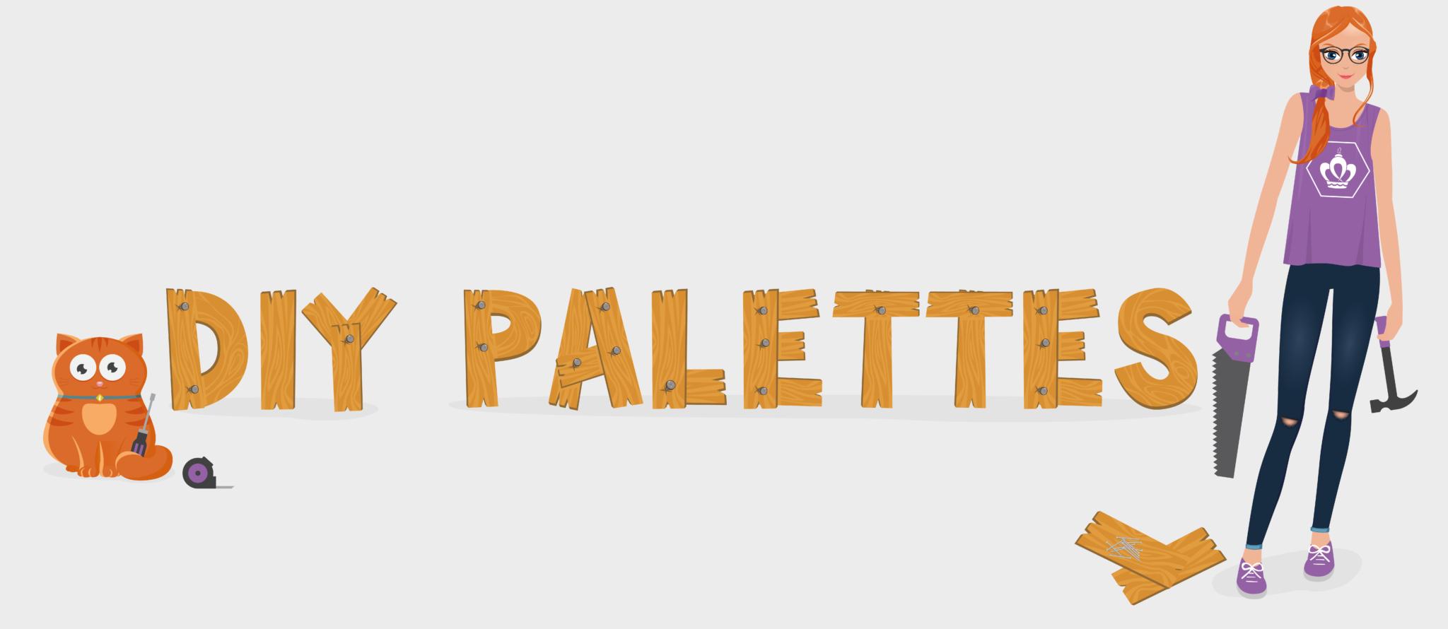 diy palettes