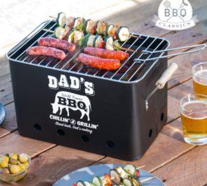 Petit barbecue à charbon prix canon sur King Matériaux