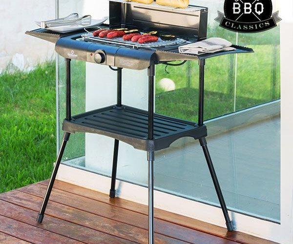 Barbecue électrique sur pieds petit prix