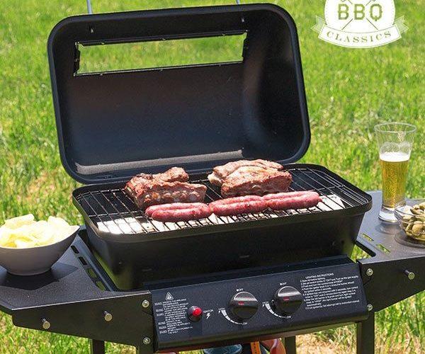 Barbecue à gaz en promotion