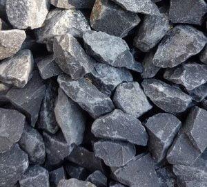 échantillon-gravier-noir