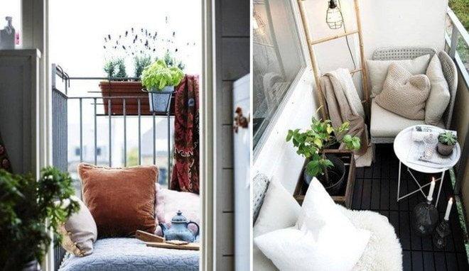profiter de son balcon en hiver king mat riaux. Black Bedroom Furniture Sets. Home Design Ideas