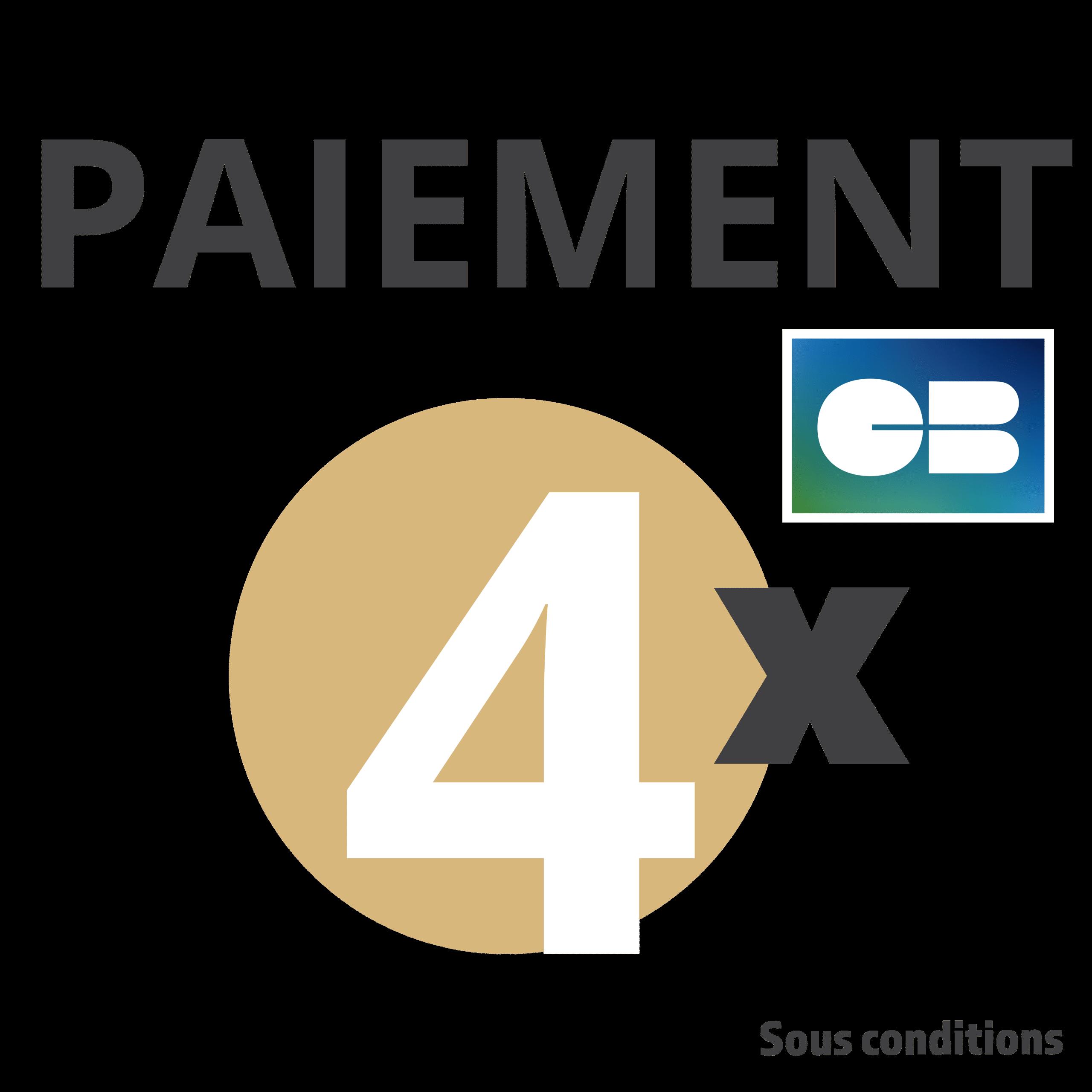 paiement 4x